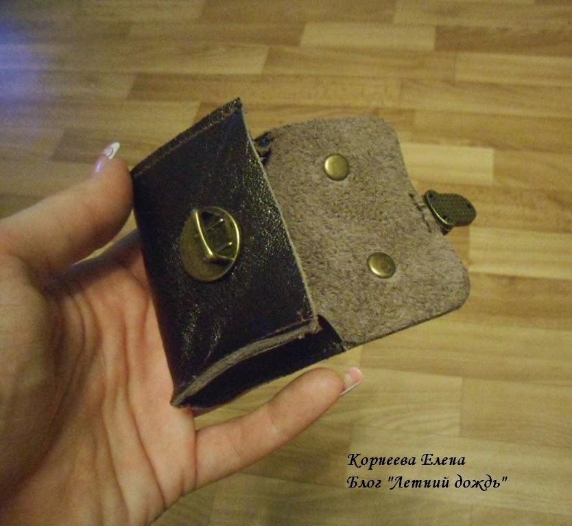 кожаный портфель для первоклашки