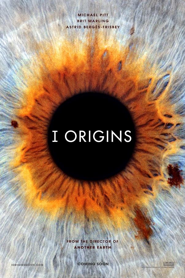 Póster: I Origins