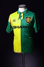 1992-94 Manchester United Newton Heath Third Shirt