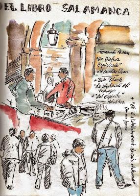 Feria del Libro, Salamanca, Día del Libro