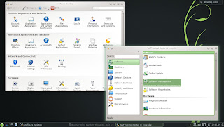 openSUSE 12.3 DARTMOUTH KDE RC1 KDE SETTINGS YAST