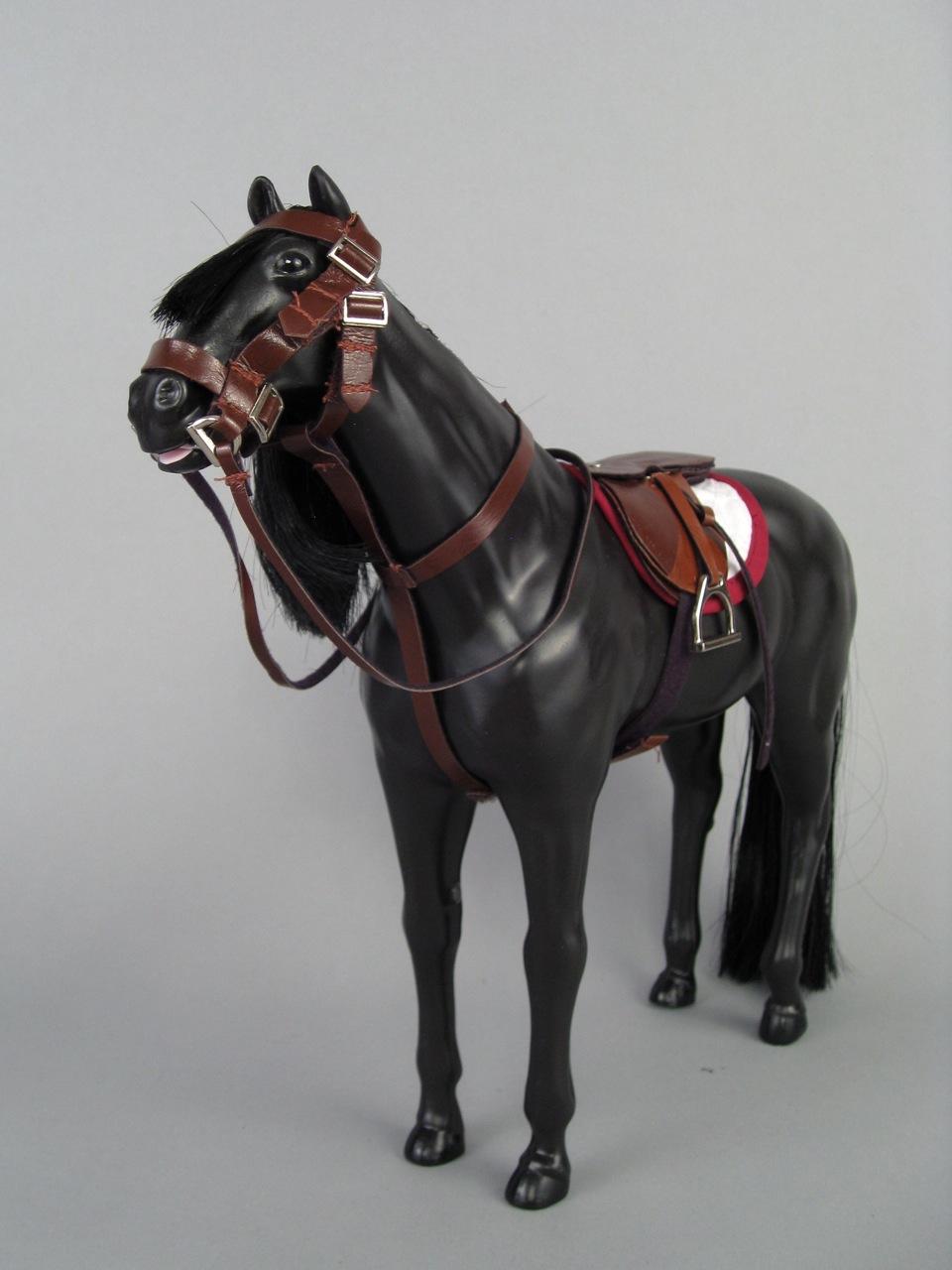 Paradise horse and tack
