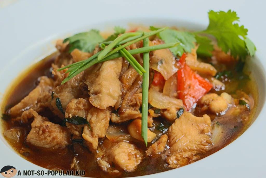 Stir-fried Chicken in Basil by Just Thai