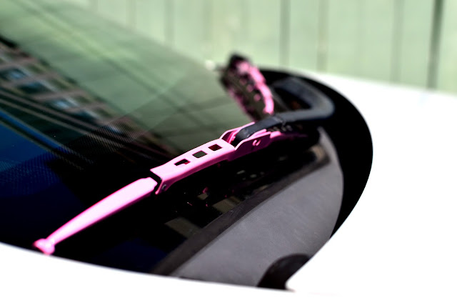 breast cancer support breast cancer awareness valvoline pink autotex wiper blades