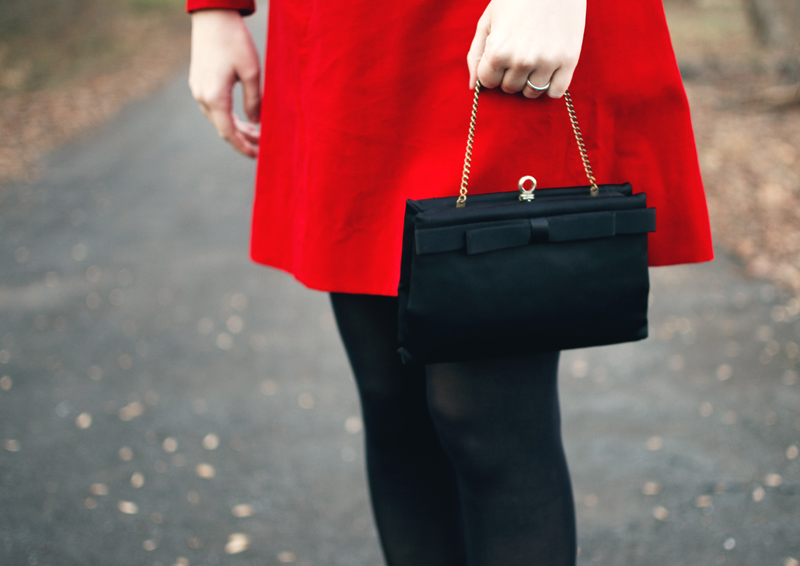 The Flying Clubhouse: Juliet | vintage evening bag