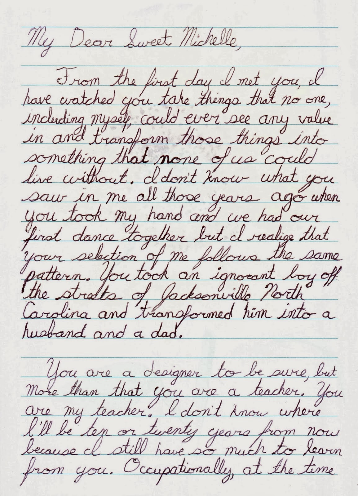 Sample Romantic Letters For Her it service agreement template – Sample Romantic Love Letter