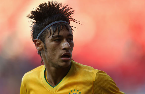 Neymar Hairstyle 14 year old look or to try and figure out how rooney was feeling before he got his hair transplant he turned up for his last game looking like this Neymar