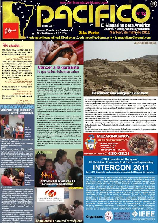 Revista Pacifico Nº 12 segunda parte