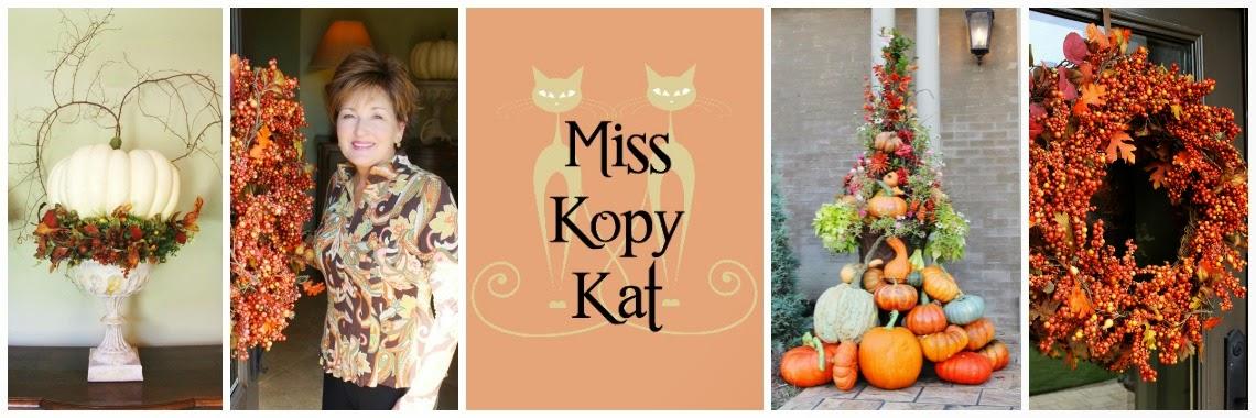 Miss Kopy Kat