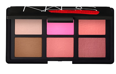 NARS Guy Bourdin One Night Stand Blush palette