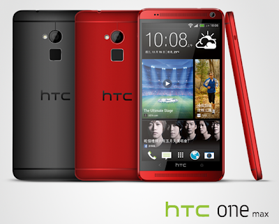 Red HTC One Max Spotted in Hong Kong