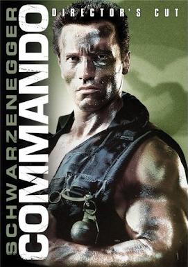 Biệt Kích - Commando (1985) Poster