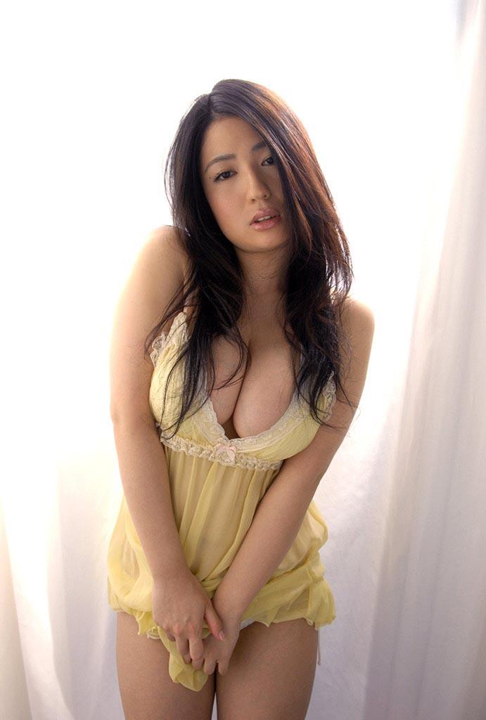 nonami takizawa sexy yellow dress 03