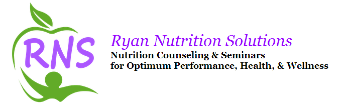 Nutrition - Renee Ryan, MS, RD