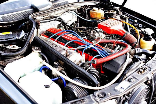 w201 turbo engine