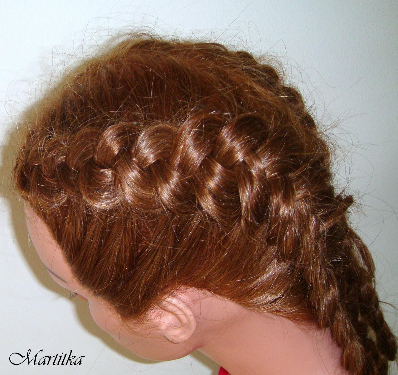 Warkocze Dobierane: maja 2013 - Hairstyles For Braids