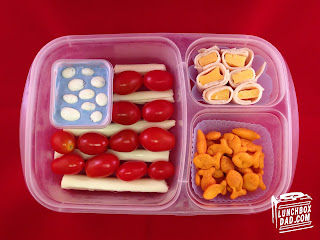 Flag lunch easy lunch boxes