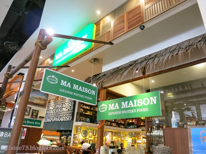 Lunch at ma maison bugis with bff ribbons rainbows and for Aloha ma maison singapore