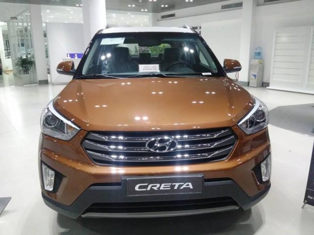 Hyundai Creta thế hệ mới 1