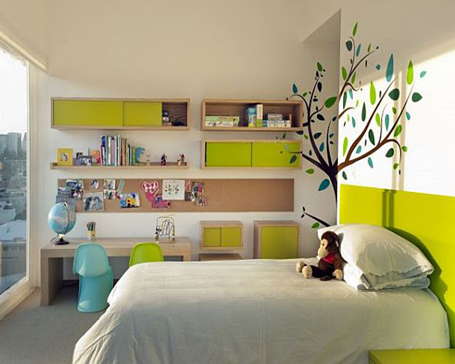 Kid Bedroom Decor