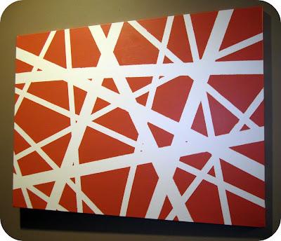 Criss Cross Artwork