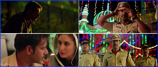 Download Sun Le Zara HD HQ Mp4 Mobile Video Song Singham Returns