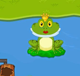 Games2Rule King Frog Esca…