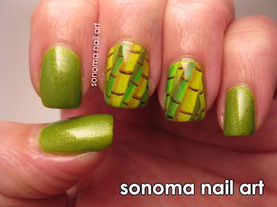 Bamboo Nails4