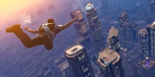 Grand Theft Auto V  dive