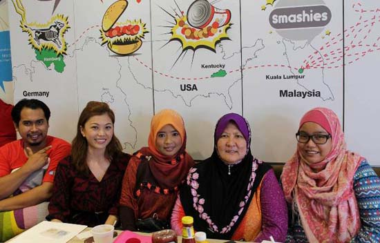 top malaysian blogger 2013 dalam keibubapaan dan keluarga