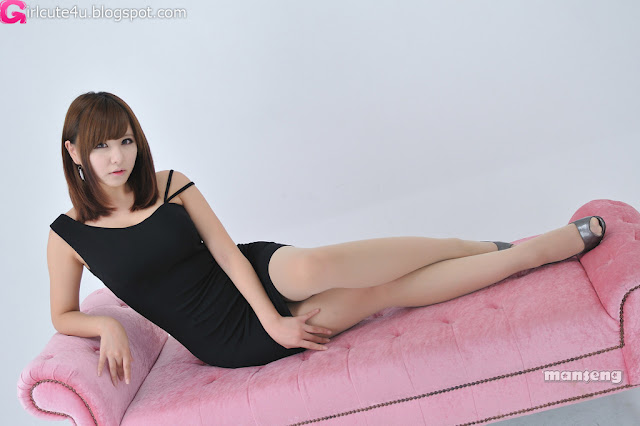 Ryu-Ji-Hye-Black-Dress-01-very cute asian girl-girlcute4u.blogspot.com