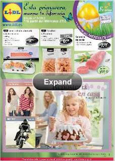 Catalogo lidl ofertas del 28 febrero 2013 for Catalogo de ofertas lidl