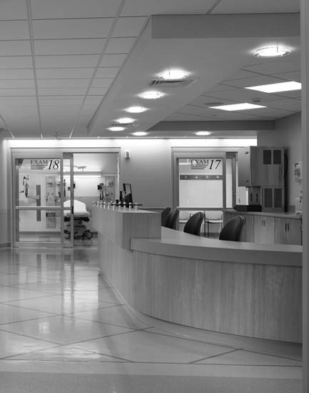 Interior design tips modern hospital interior design for Medical office interior design