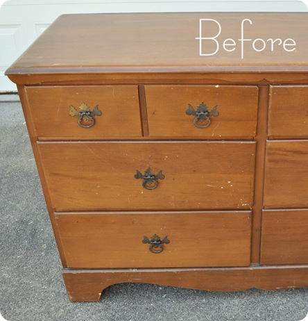 5 Crown Kabinky DIY Furniture Makeover Changing Table