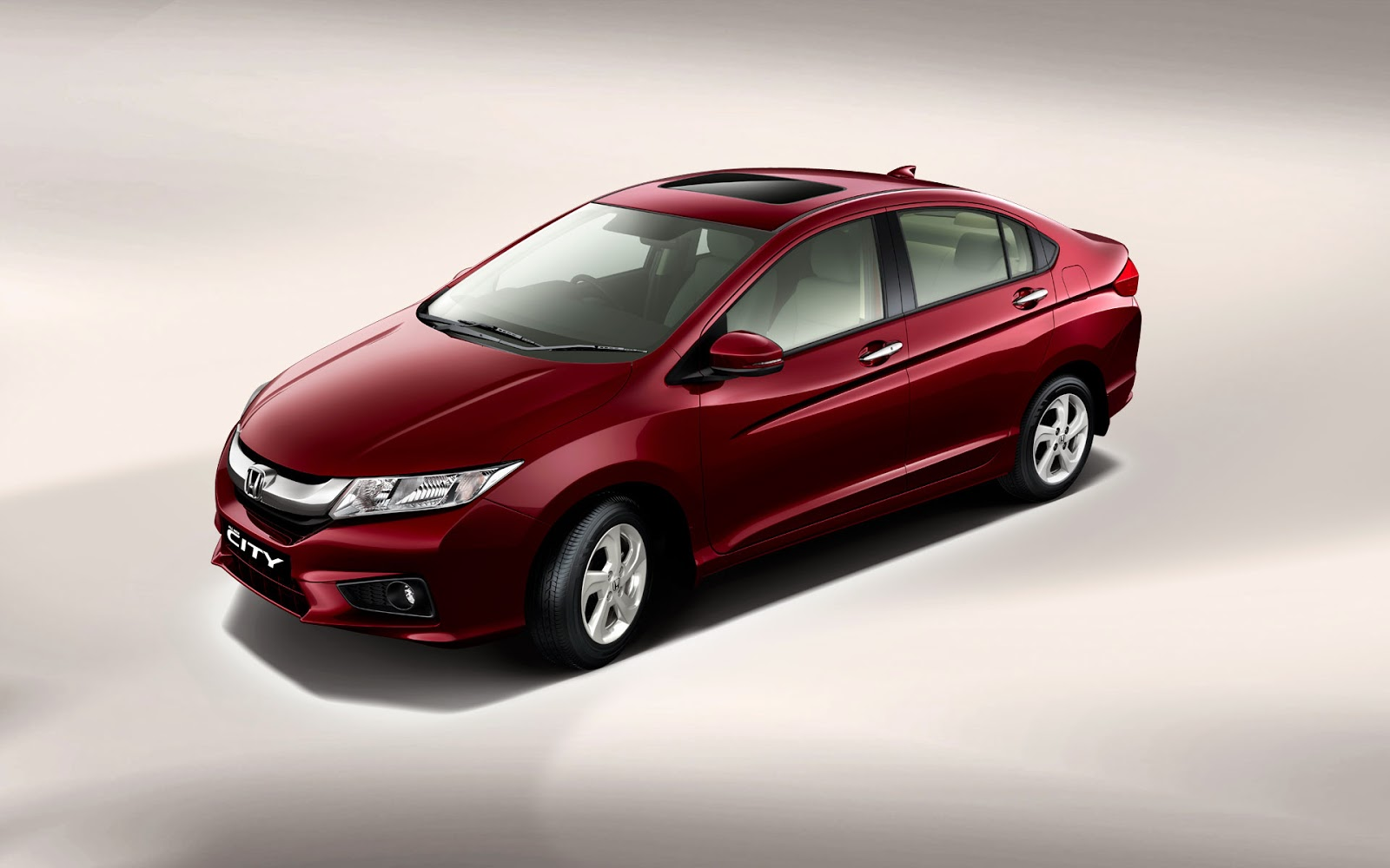 All New Honda City 2014:First Look from MerryBrains