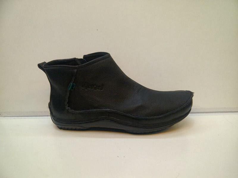 toko sepatu KicKers Boots Import Hitam, jual sepatu KicKers Boots Import Hitam