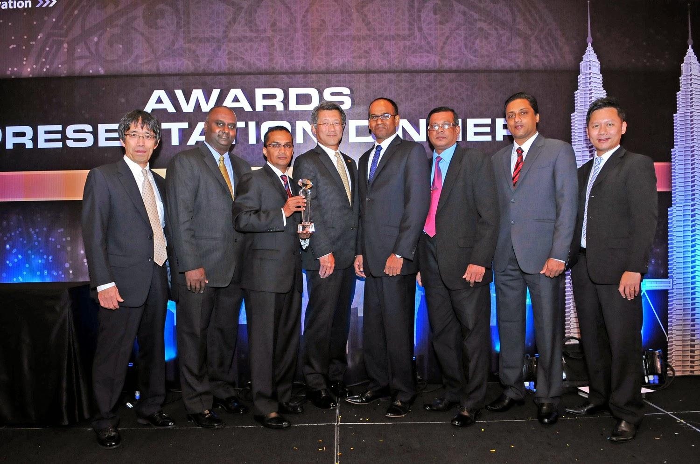 JKOA Toshiba Diamond Award