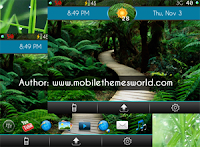 top blackberry themes Cool BlackBerry Themes 9780