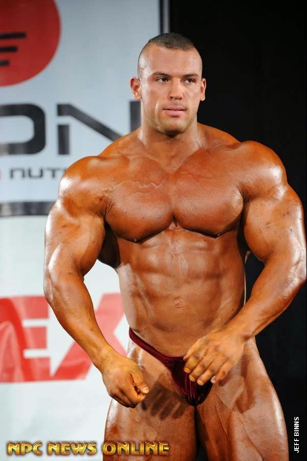 Bodyspace Junction: Nick Trigili: 2012 North Americans