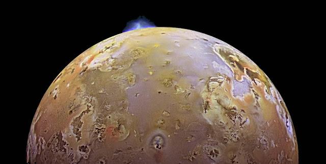 Jupiter y sus Lunas