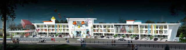 3d Architectural Mall Design,3d architectural rendering of mall
