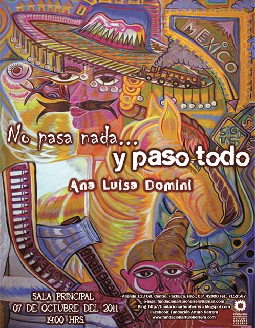 """Fundación Arturo Herrera Cabañas A.C.: Exposiciones """"No ... - photo#29"""