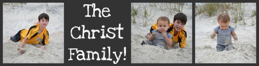 The Christ Family!