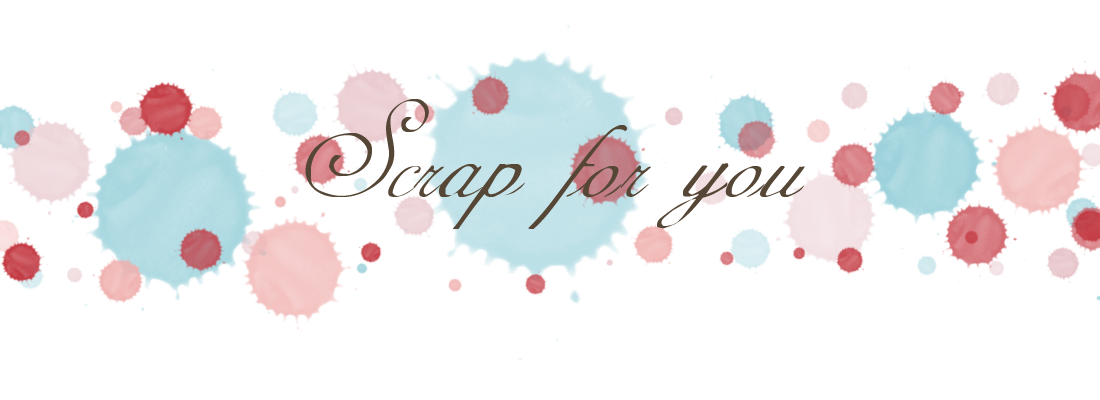 Scrap for you