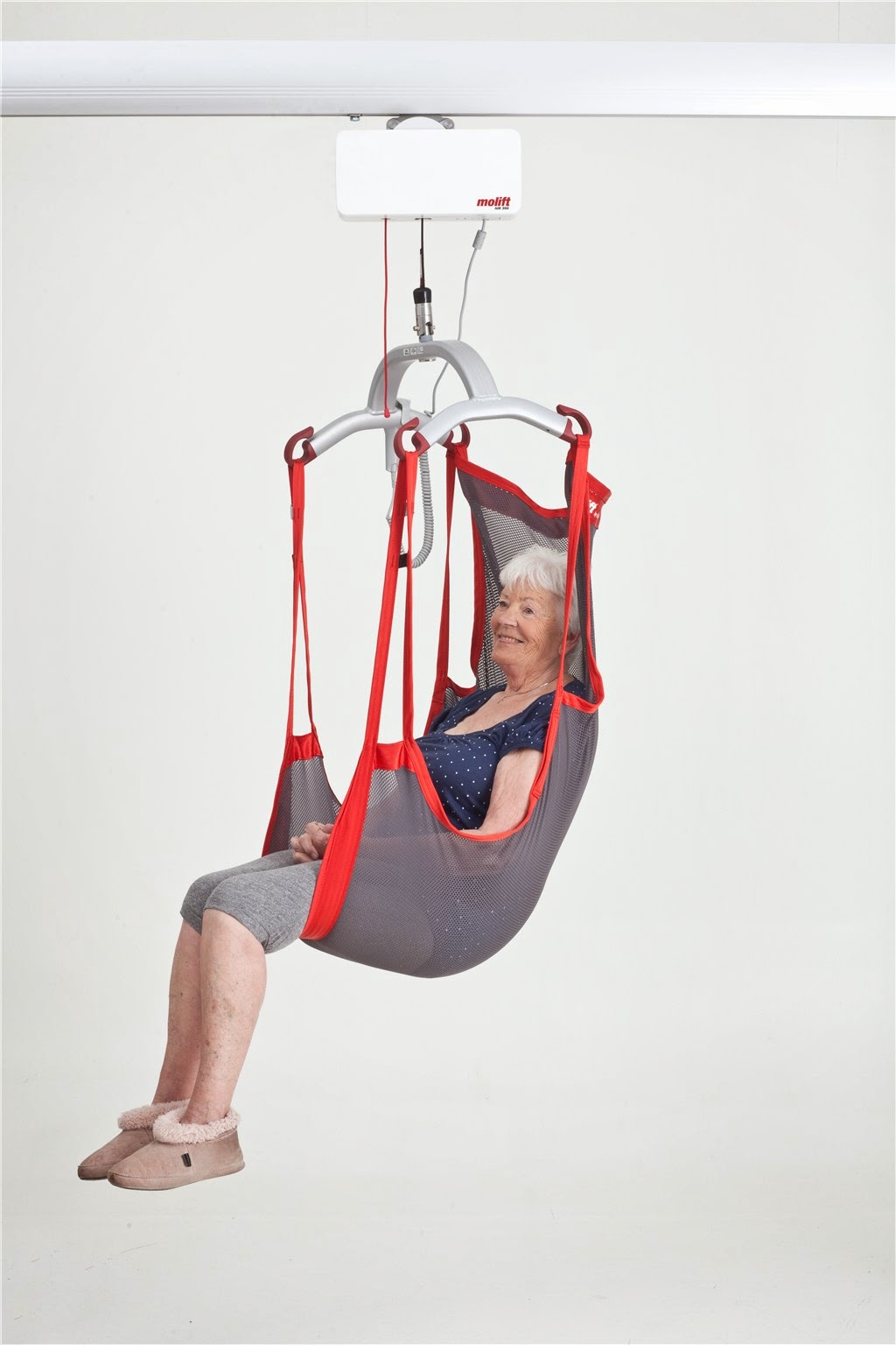 Molift AIR overhead hoist