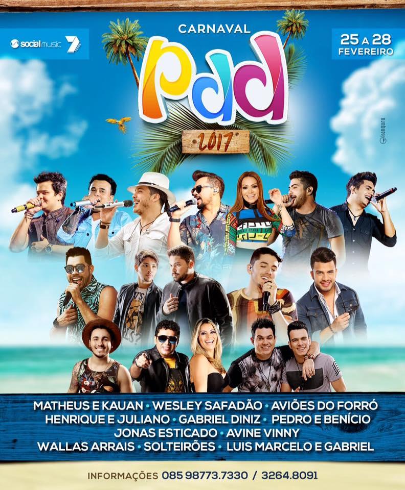 Carnaval Pdd 2017