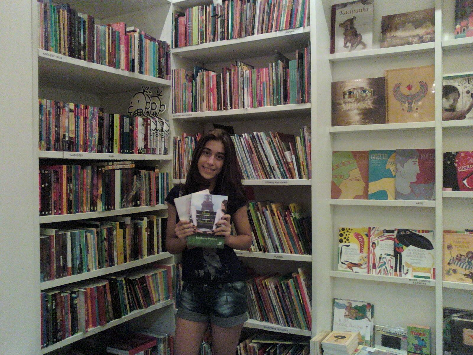 Face dos Livros: [Booknews] Um passeio pela livraria Blook #7D634E 1600x1200