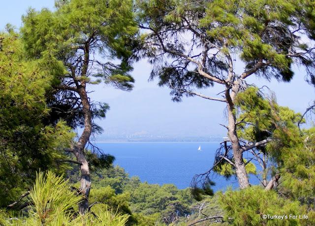 Fethiye Peninsula, Turkey