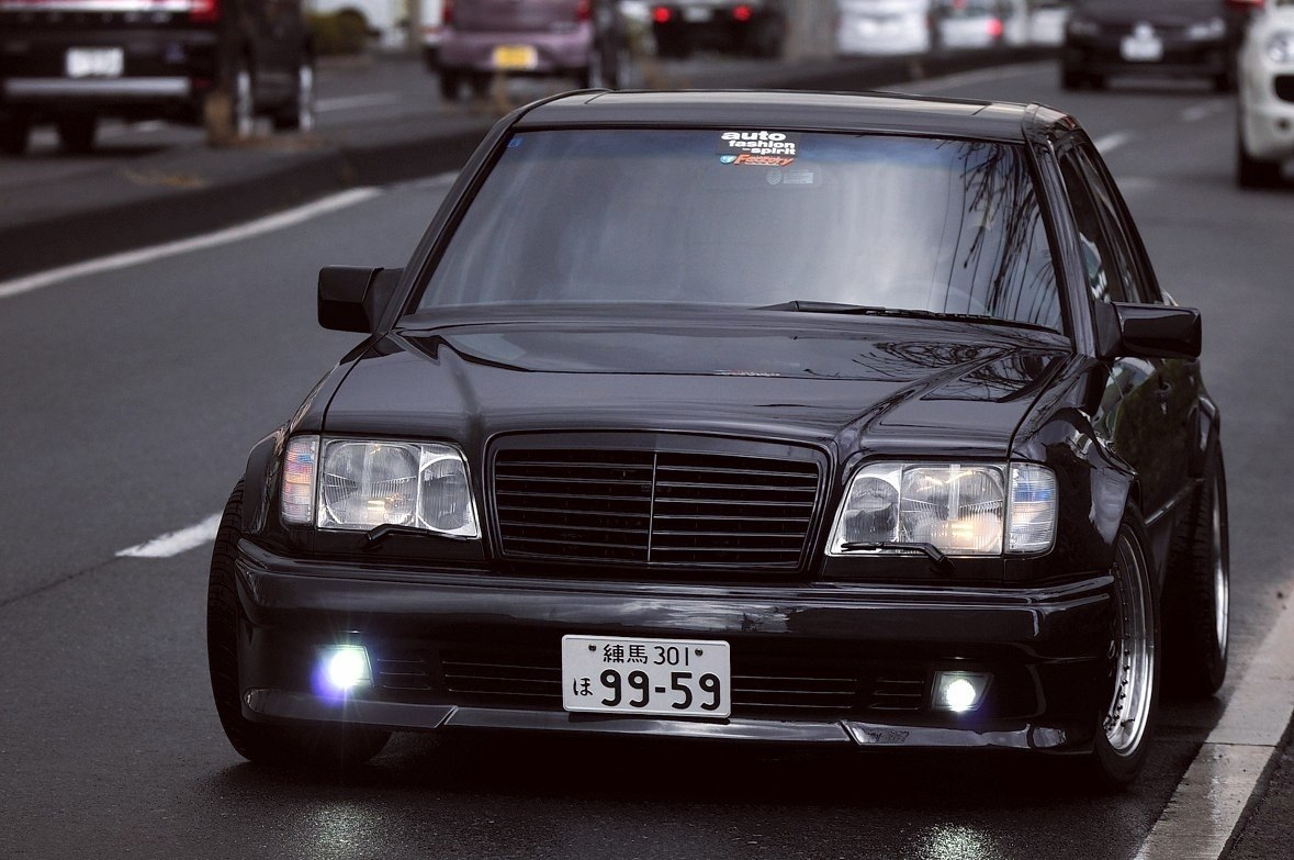 Mercedes Benz W124 E60 Amg Japan Benztuning