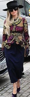 lady%2Bgaga%2Bankara Inspirations Africaines pour Lady Gaga